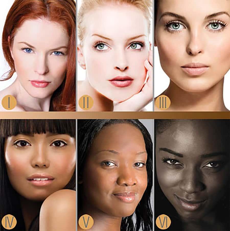 نوع پوست خود را بشناسید کلینیک تخصصی پوست و مو آبنوس