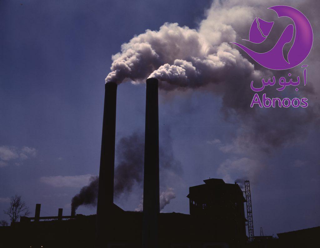 اثرات آلودگی های هوا بر پوست